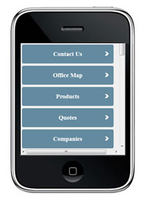 Our Mobile Website